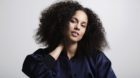 """In this Nov. 2, 2016 photo, Alicia Keys poses for a portrait in New York, to promote her sixth album, """"Here."""" (Photo by Taylo"""