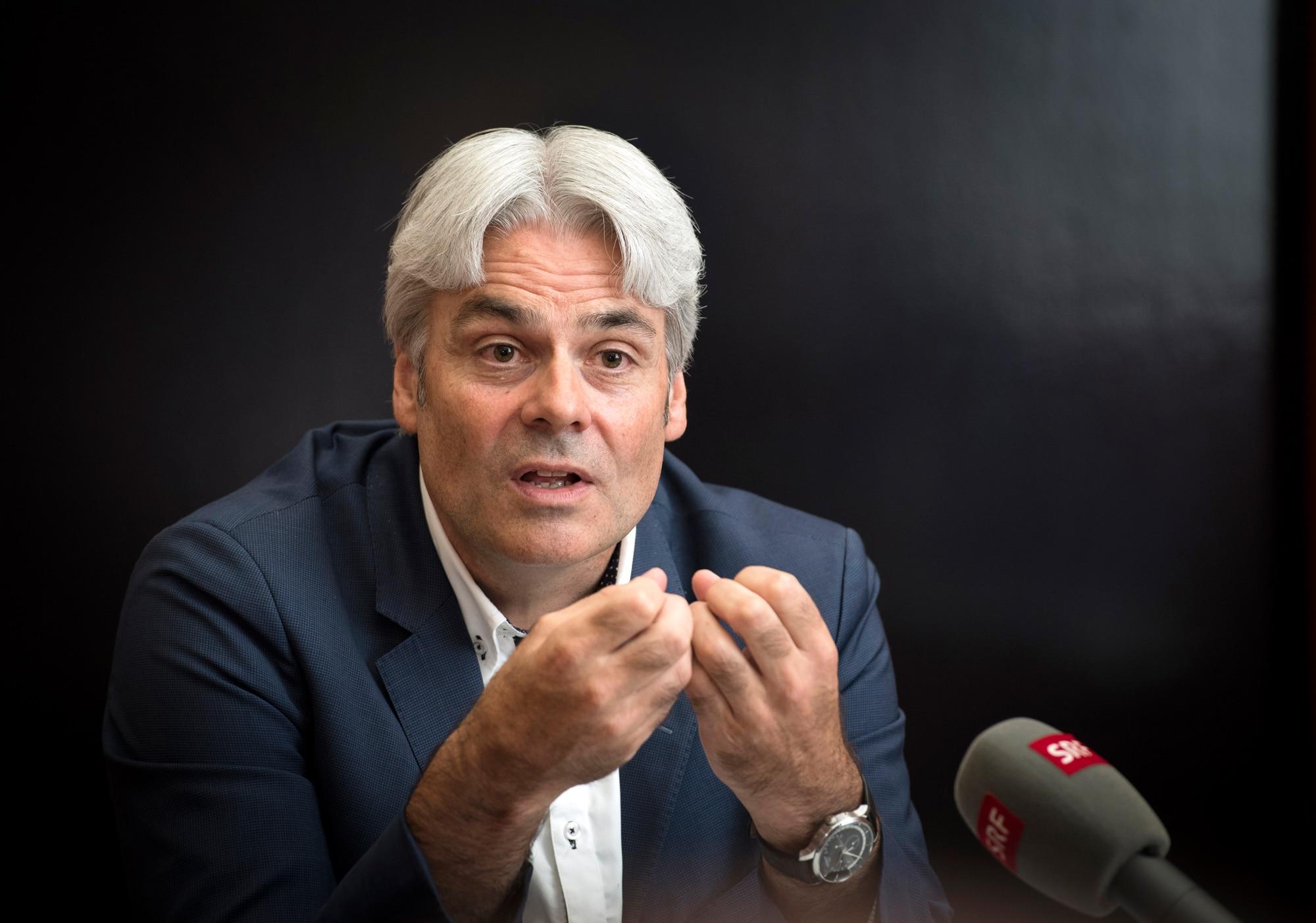 Der frisch erkorene Kantons- und Stadtentwickler Lukas Ott: «An den Resultaten messen».