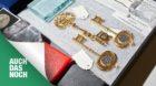 Vergoldete Schlüssel und andere Prunkstücke haben Staatsgäste den Basler Regierungsräten mitgebracht.