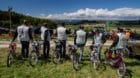 Die Ferne ruft: Die Wild-Sachs-Gang erobert auf Mopeds die Strassen.