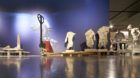 Die Skulpturen des Antikenmuseums sind zu schwer für die Böden im Berri-Baus. Deshalb muss das denkmalgeschützte Gebäude