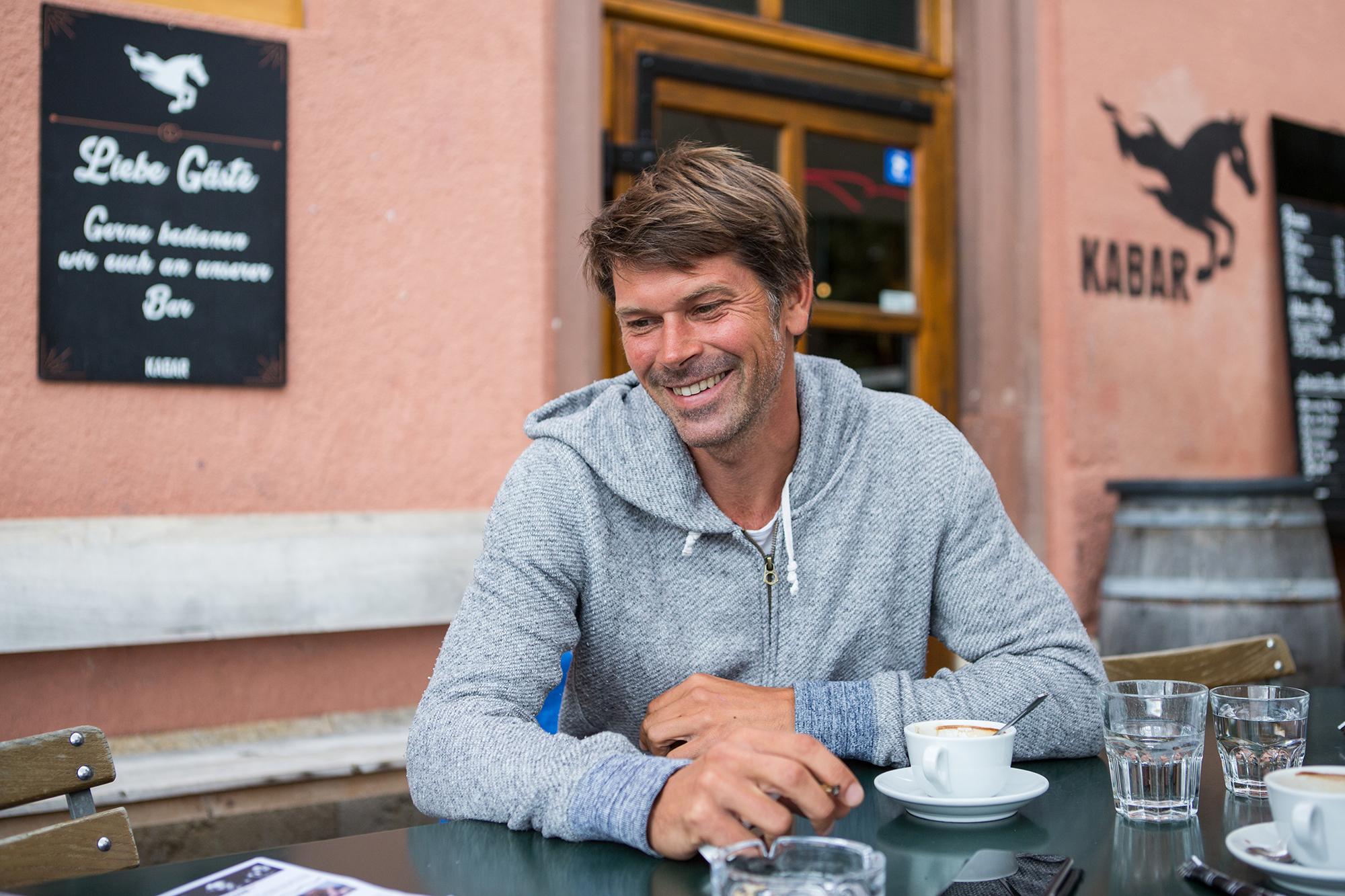 «Es kommt noch einiges, das noch nicht auf dem Programm ist.» Sandro Bernasconi hat nur wenig Zeit für eine Kaffeepause.