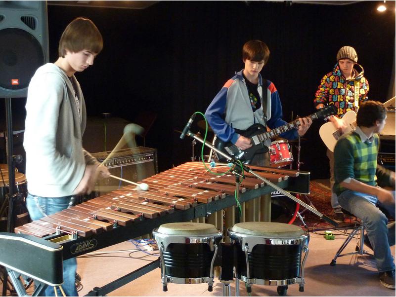 Ein «echtes Bedürfnis»: Die Basler Regierung sieht in der Musikwerkstatt eine wichtige Ergänzung zu den etablierten musik