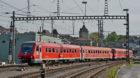 Diesel-Loks haben auf der Hochrheinstrecke irgendwann dann doch ausgeschnauft.