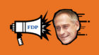 Zu viel Bürokratie für Lädelibetreiber? FDP-Grossrat Christian C. Moesch hat ein paar unangenehme Fragen an Hans-Peter Wes