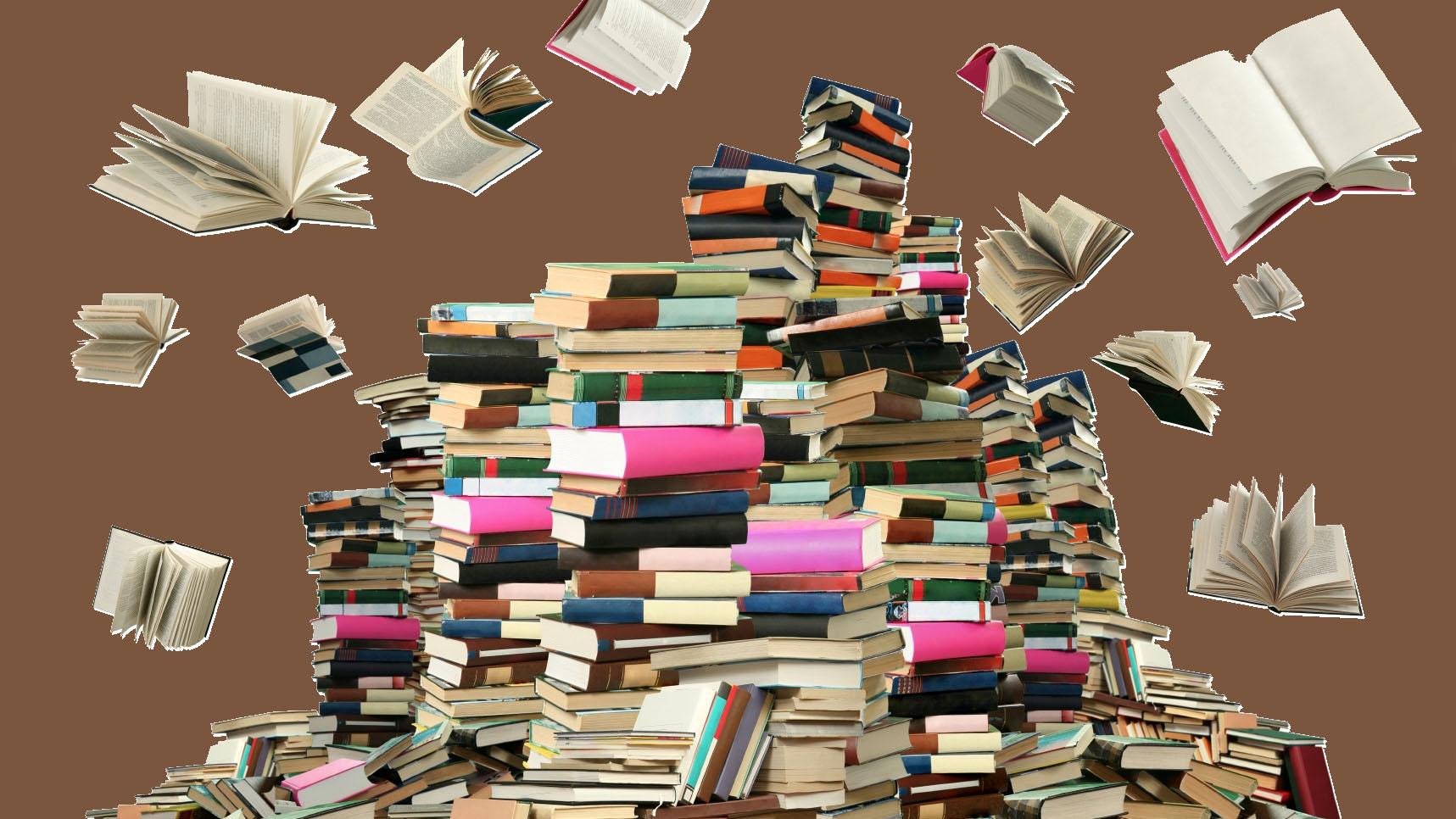 Wer Bücher liest, kommt weit herum. Noch mehr Spass macht das, wenn man über die Kopfreisen reden kann.