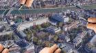 Die Suche nach freien Immobilien gestaltet sich schwierig – in der Kernstadt sind Gewerbeflächen rar.