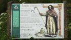 Saint Fillan «schaute zu Land und Leuten. Das sollten wir auch tun», werden Wanderer in den Highlands ermahnt.