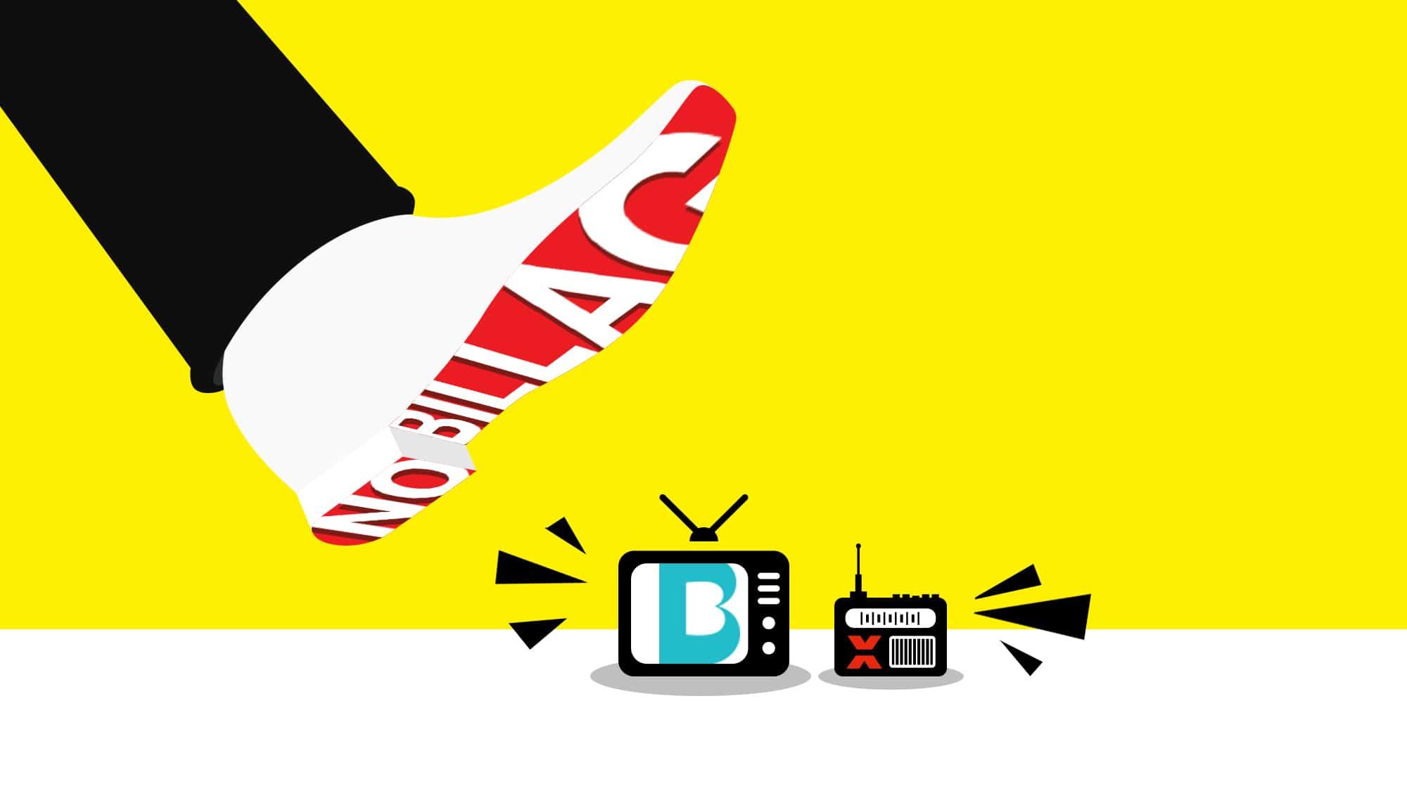 «No Billag» würde auch Gebühren-Stopp für «Telebasel» und «Radio X» bedeuten – und für rund 30 weitere private Sc
