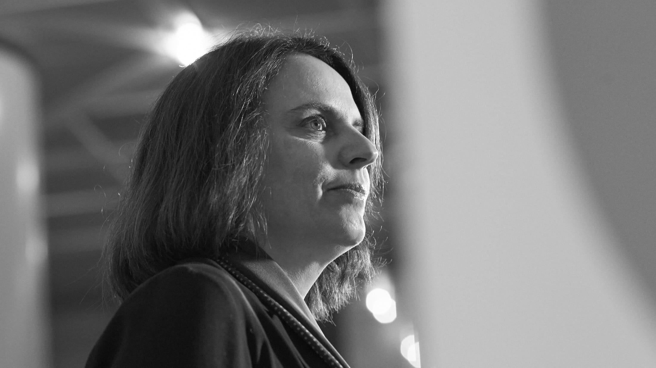 Angst, Fehler zu machen: Die grüne Regierungspräsidentin Elisabeth Ackermann hat sich eingekapselt.