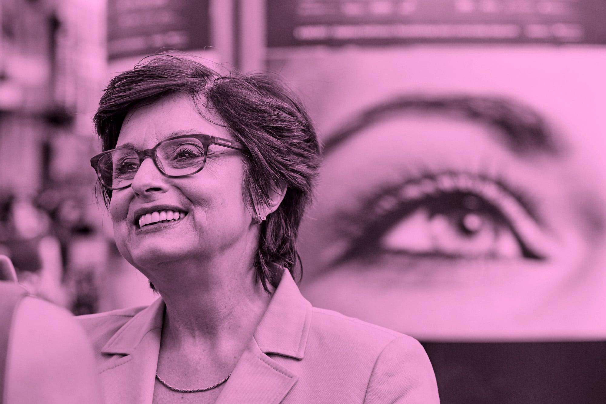 SP-Ständerätin Anita Fetz setzt sich in Bern für bedrohte Basler Museen ein.