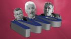 Drei Sozis für die IWB: Rudolf Rechsteiner, Benedikt Weibel und Beat Jans.
