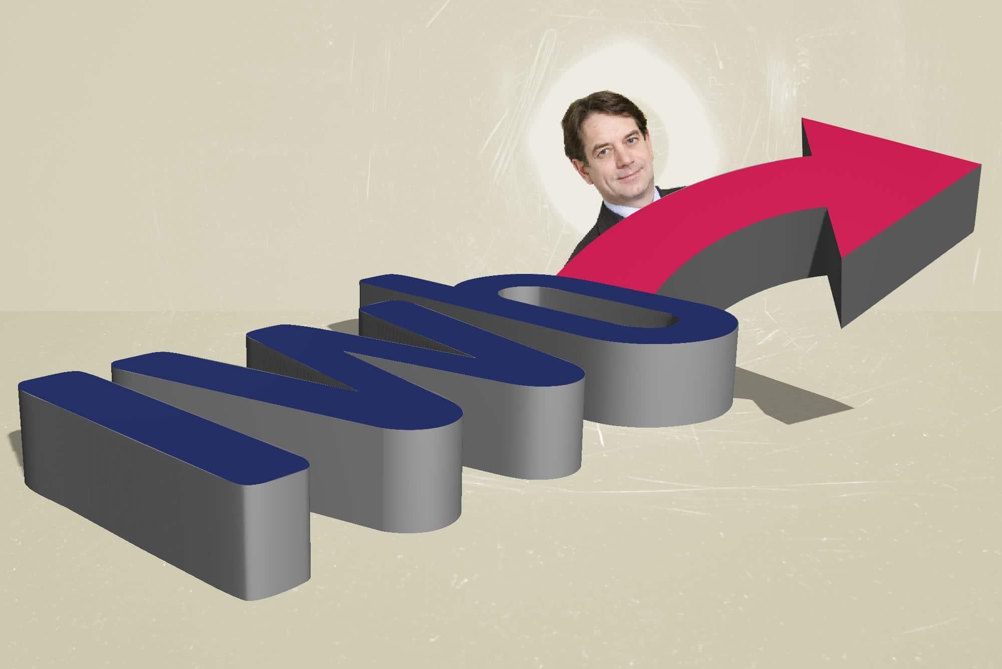 Das wars dann: Nach zehn Jahren an der Spitze muss David Thiel die IWB verlassen.