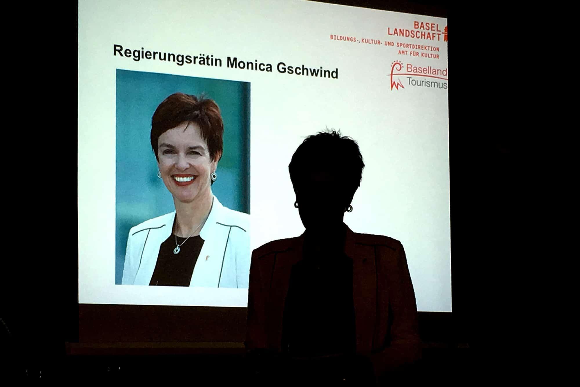 Die Baselbieter Kultur sichtbarer machen, als sie es jetzt ist, will die Kulturministerin Monica Gschwind.