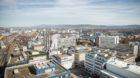 Das Industrieareal soll als Stadtquartier neu erblühen.