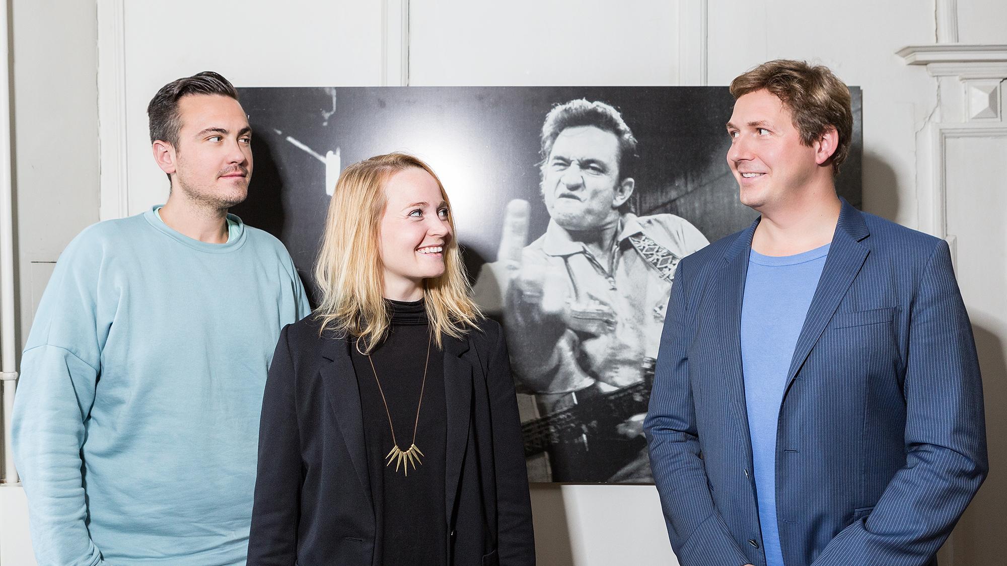 Gibt es beim RFV Basel Zoff, geht es meist um Cash –  nicht den Johnny im Hintergrund: Tobias Gees, Seline Kunz, Tobit Sch�