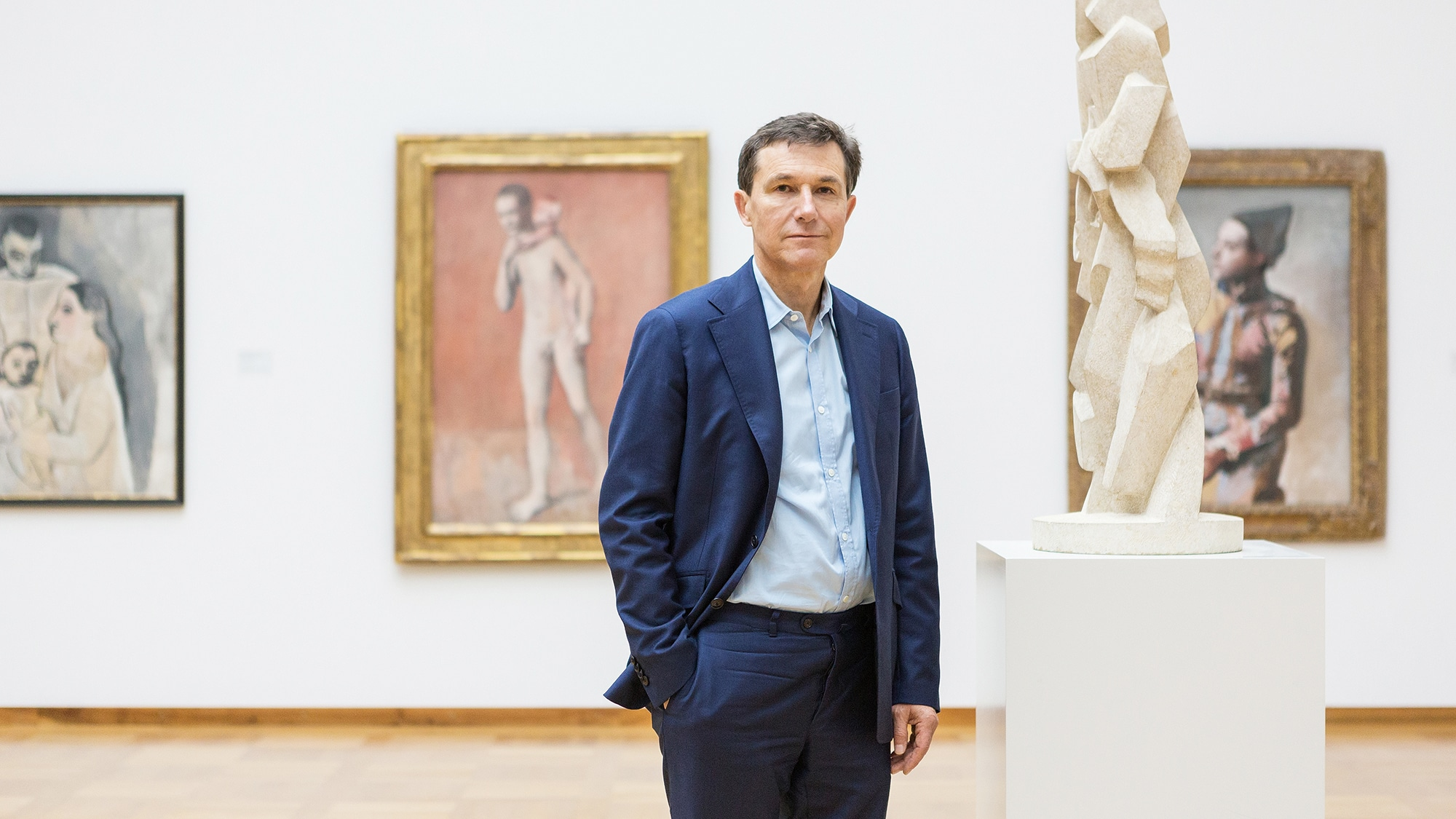 Kunstmuseumsdirektor Josef Helfenstein will keinen seelenlosen Blockbuster-Tempel für Kunsttouristen. Vielmehr soll die Basl
