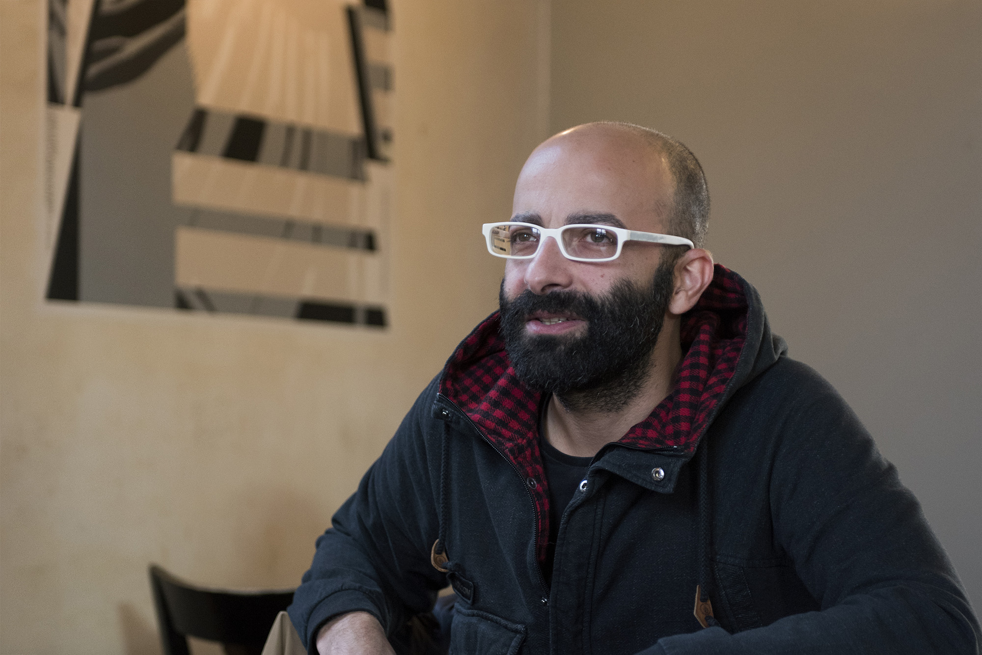 30.10.17, Basel, Matteo Leoni, Koch, pureTaste, foodfast, Photo by Aissa Tripodi