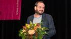 """Der diesjährige Schweizer Buchpreis geht an Jonas Lüscher für den Roman """"Kraft"""" (Verlag C.H. Beck)."""
