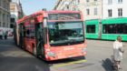 Der 50er-Bus holt Flugpassagiere am Sonntagabend künftig in einem schnellen Takt ab.
