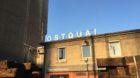 Hafenromantik: Das «Ostquai» zählt zu den beliebtesten Eventlokalen in Basel.