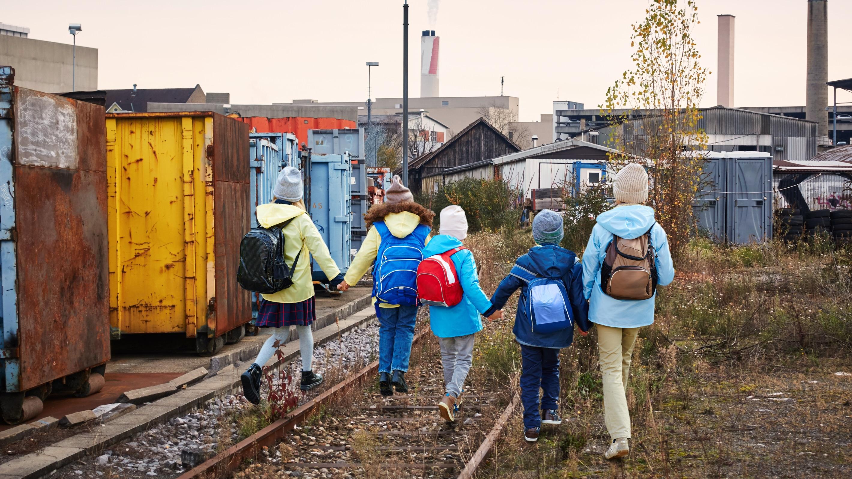 Geht es nach der Regierung, sollen bereits im Sommer 2020 Kinder im Lysbüchel zur Schule gehen.