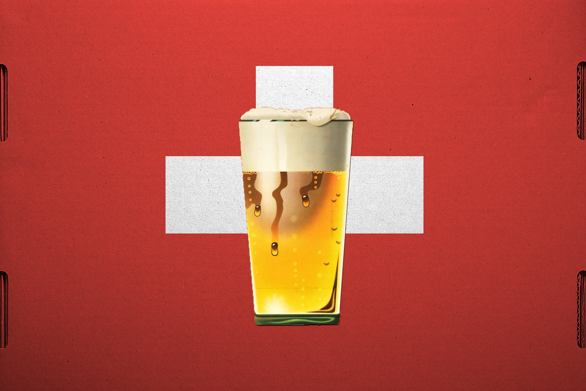 Prost! Schweizer Brauereien erfreuen sich bester Gesundheit.