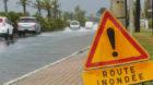 Frankreich: Unwetter in Montpellier intemperies ville Palavas les flots (sans jeux de mots) herault bord mer mediterranÈe. d