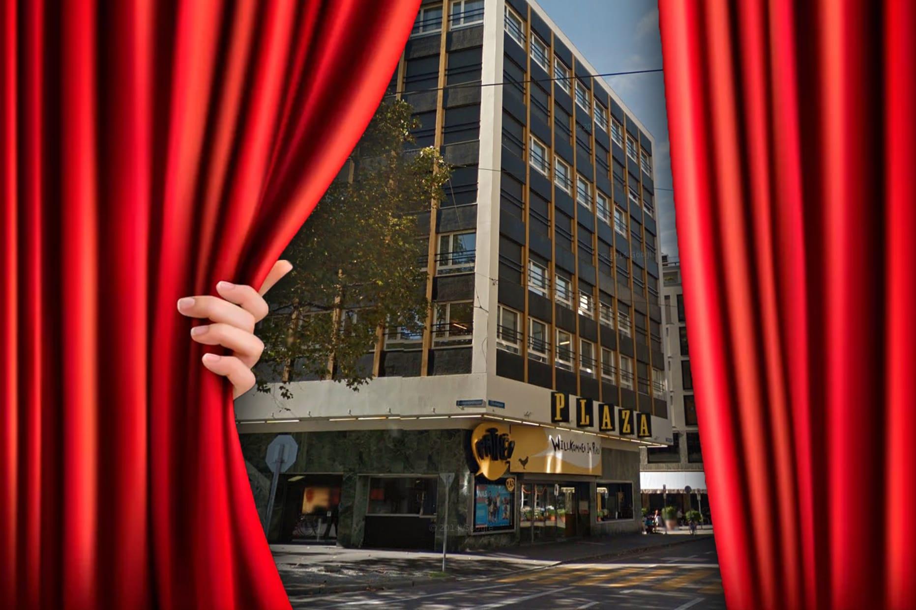 Die Eigentümerin hat mit dem Standort des Plaza andere Pläne als das Kino.