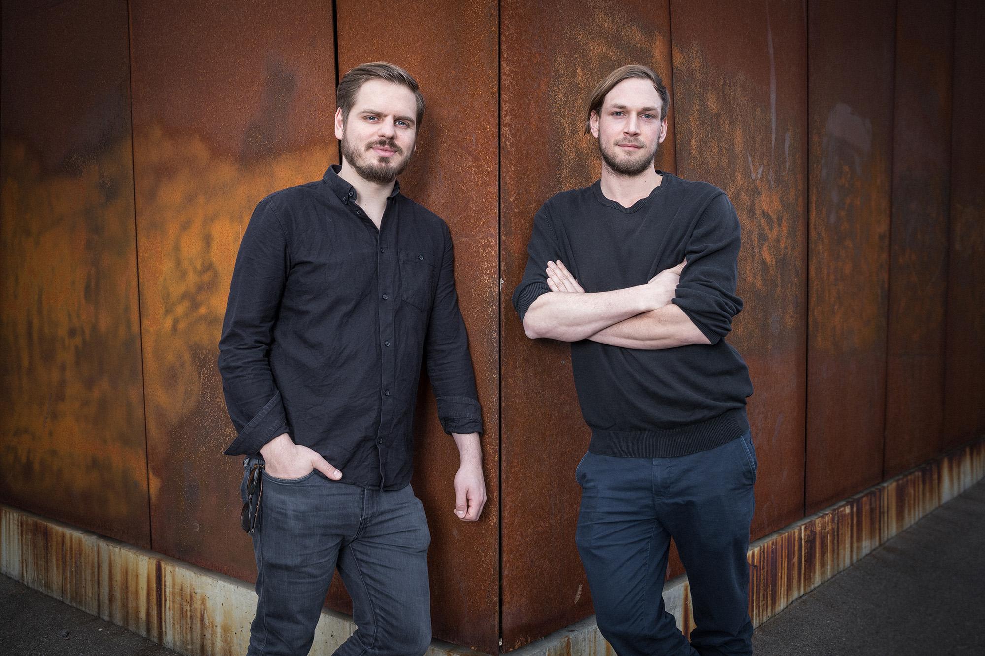 David Burger (l.) und Dominic Stämpfli von Radicalis führen die erfolgreichste Agentur der Region –aber beileibe nicht