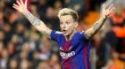 Soccer Football - La Liga Santander - Valencia vs FC Barcelona - Mestalla, Valencia, Spain - November 26, 2017   Barcelona'