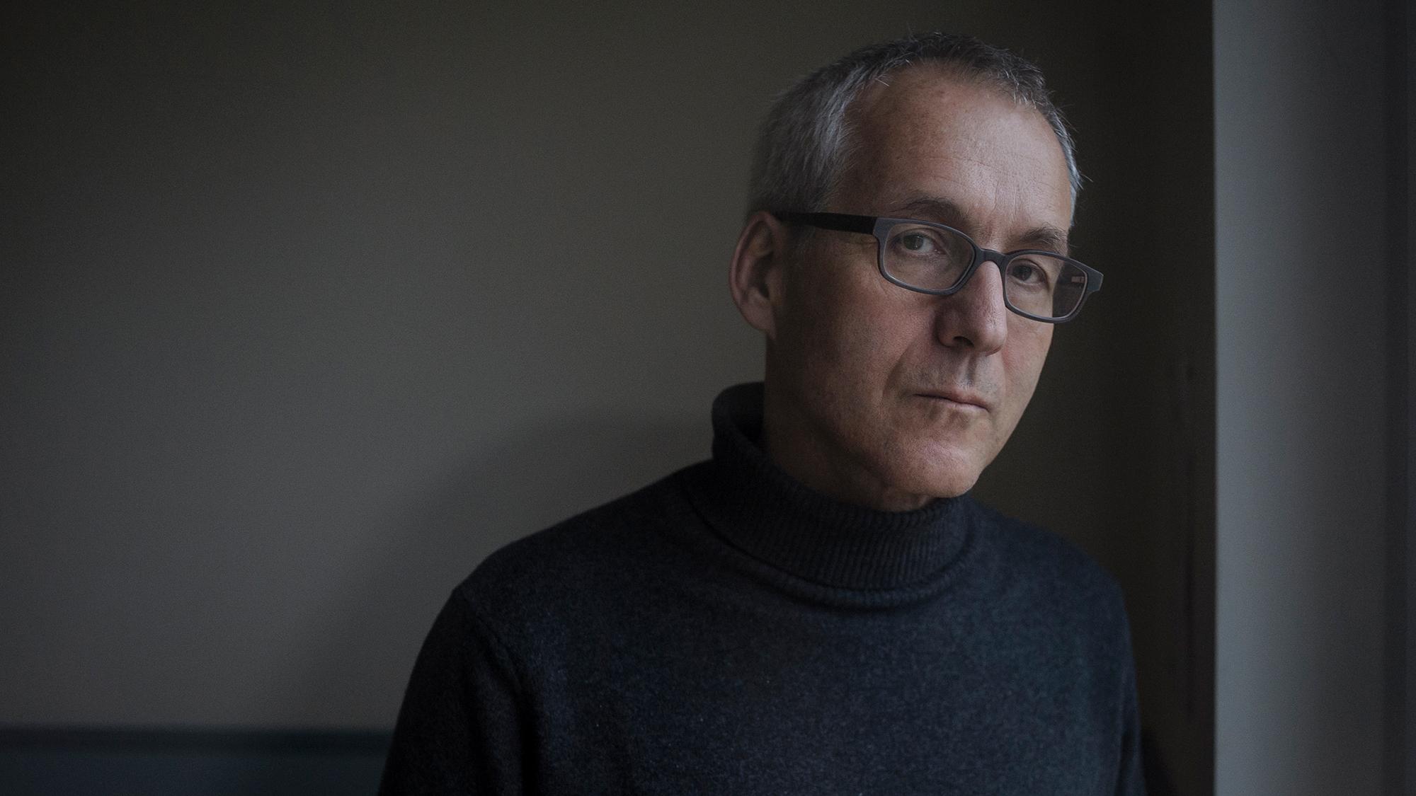 Philipp Sarasin, Historiker an der Universität Zürich, in der Forschungsstelle für Sozial- und Wirtschaftsgeschichte, am F