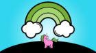Green Dream: Die Grünen scheinen den Kopf etwas in den Wolken zu haben.