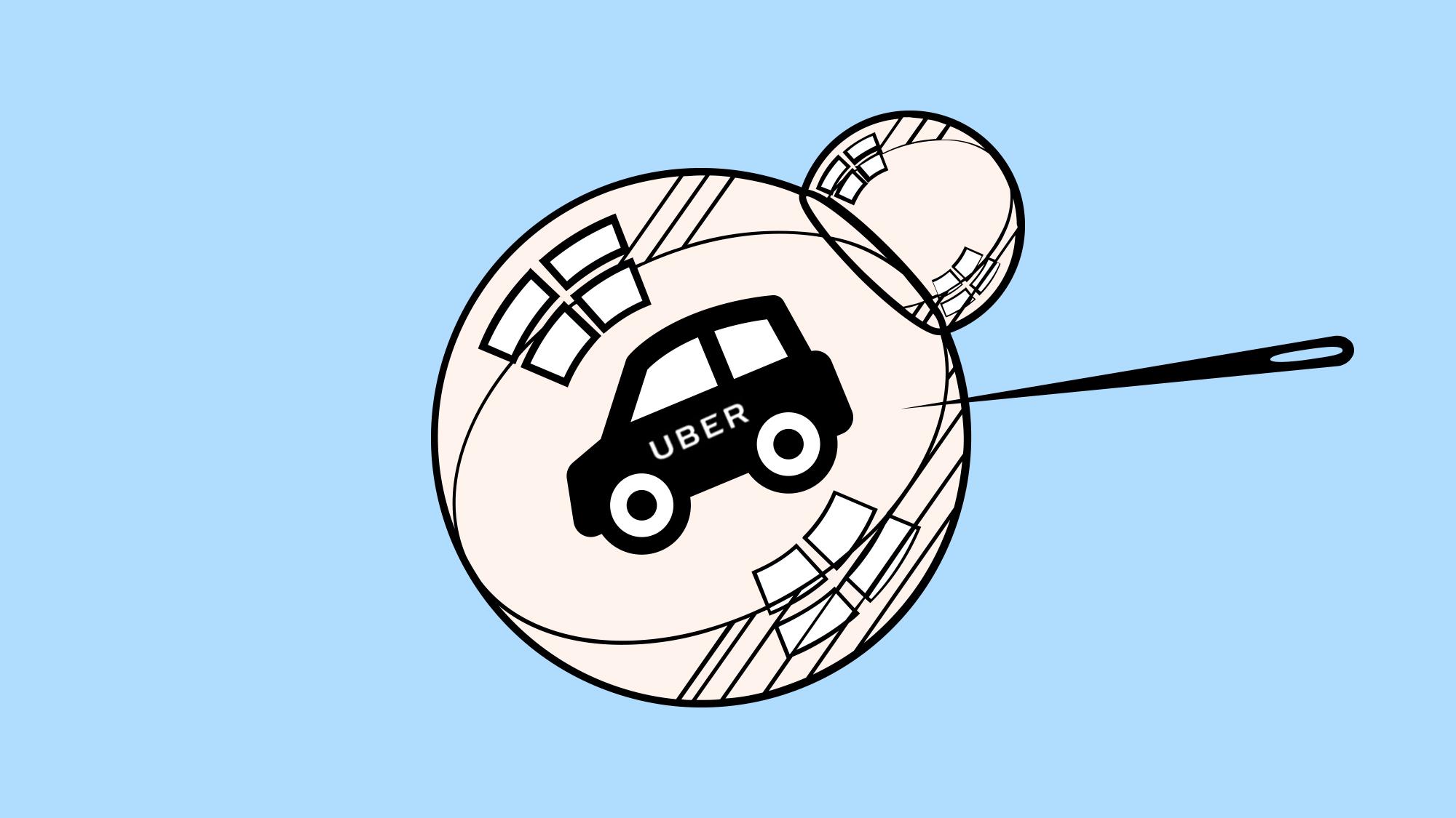 Fertig lustig: UberPop ist in Basel bald Geschichte.