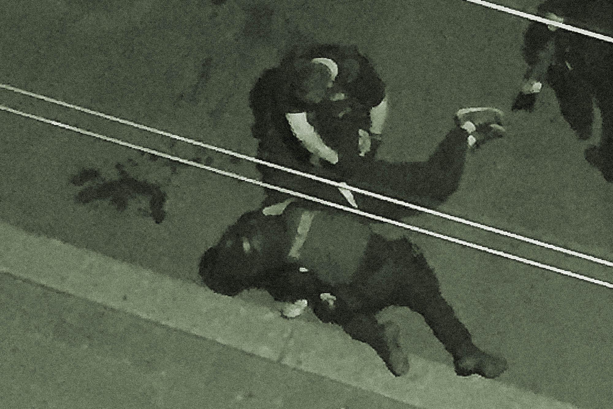 Die Polizei wurde vom Mob heftig attackiert – und reagierte mit Härte.