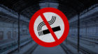 Gilt noch gar nicht: Der Bahnhof Basel SBB ist nicht rauchfrei. Auch nicht probehalber.