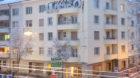 Vandalen haben die frisch gestrichene Fassade an der Klybeckstrasse 170 versprayt.
