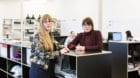 Sie helfen Versicherungen auf die digitale Spur: Raphaela Kurer (links) und Désirée Mettraux von Creadi AG.