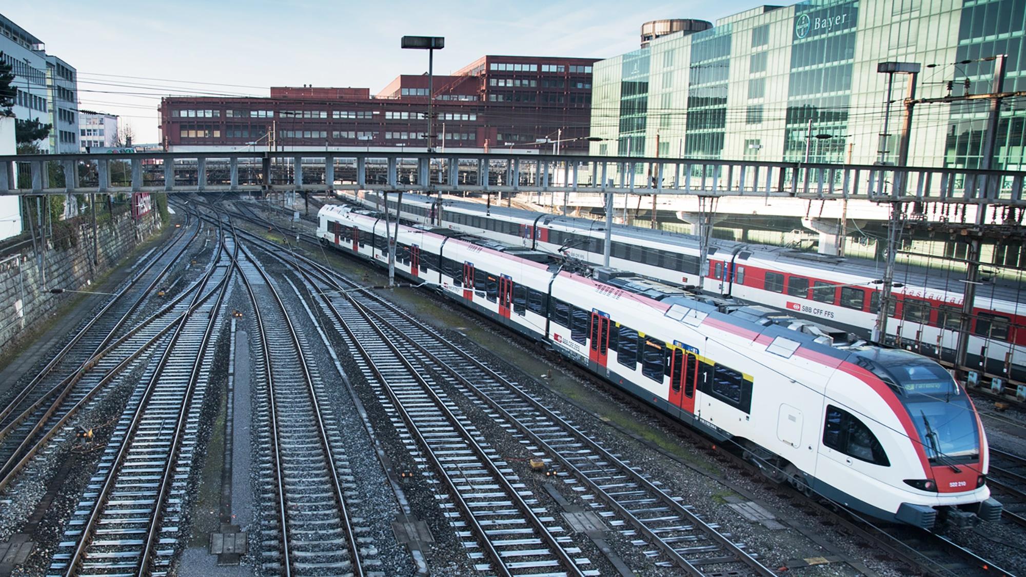 Mehr Zug für die S-Bahn: Der Bund soll auch für den Regionalverkehr in der Nordwestschweiz mehr Geld in die Hand nehmen.