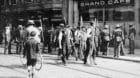 Der Einsatz der Bürgerwehr als Strassenreiniger während des Basler Generalstreiks im August 1919 sorgte bei den Sozialisten