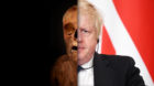 . 22/12/2017. Moscow, Russia, Boris Johnson Russia visit. The Foreign Secretary Boris Johnson visit s Moscow, Russia, to hold