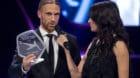 29.01.2018; Luzern; Fussball - Swiss Football League Awards Night 2018;Mein Spieler Michael Lang (Basel) (Urs Lindt/freshfo