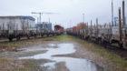 Hier droht eine Brache: SBB und Stadt sind sich uneinig über die Entwicklung des Lysbüchel.
