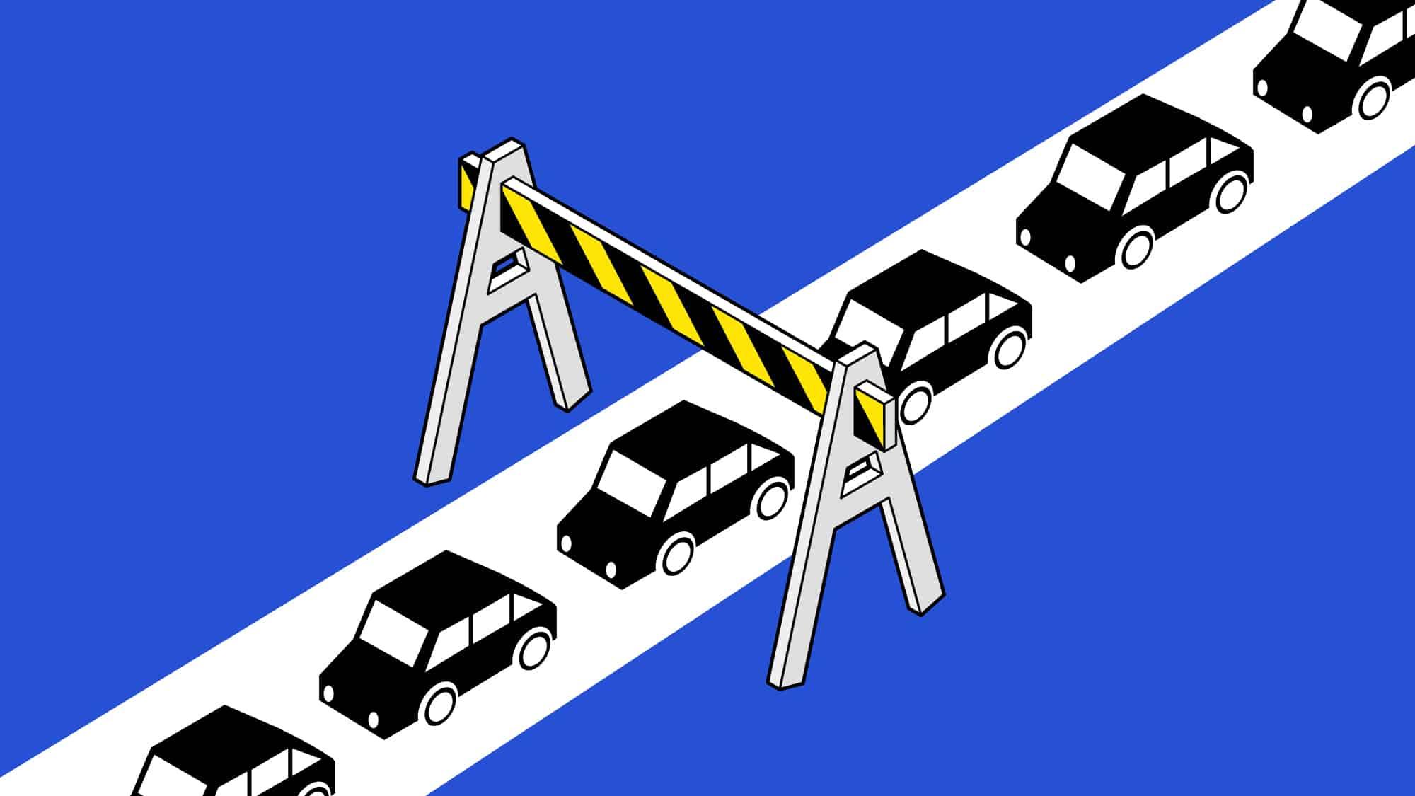Wie soll der Verkehr in Riehen gebremst werden? Da gehen die Meinungen auseinander.