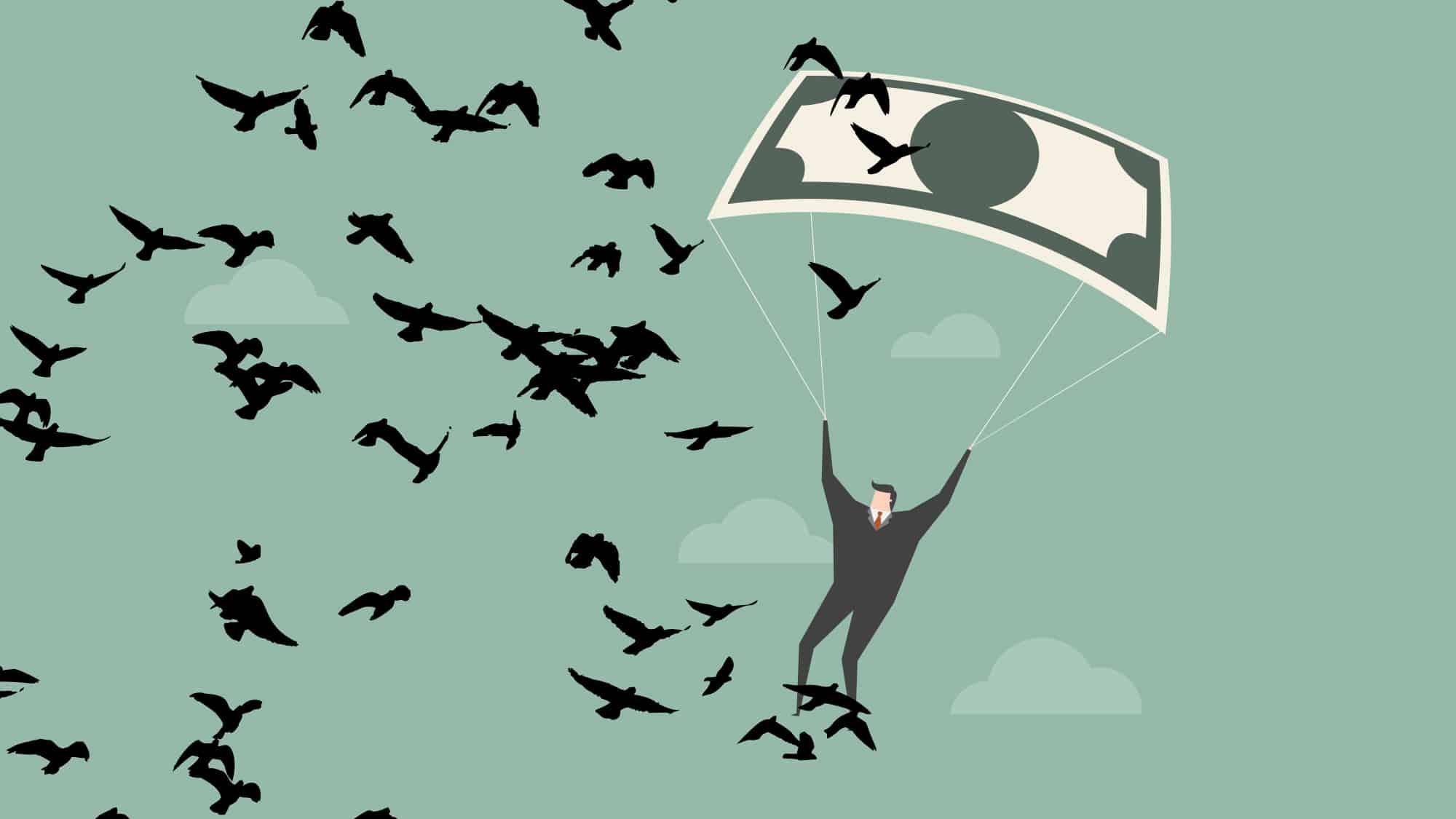 Wie viel Geld soll ein Regierungsrat bekommen, der den Absprung aus der Politik gewagt hat?