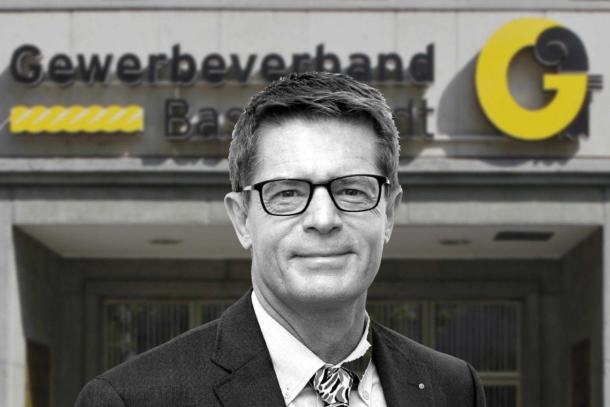 Die Erhöhung der Familienzulagen habe in einer Steuerreform nichts zu suchen: Gewerbedirektor Gabriel Barell