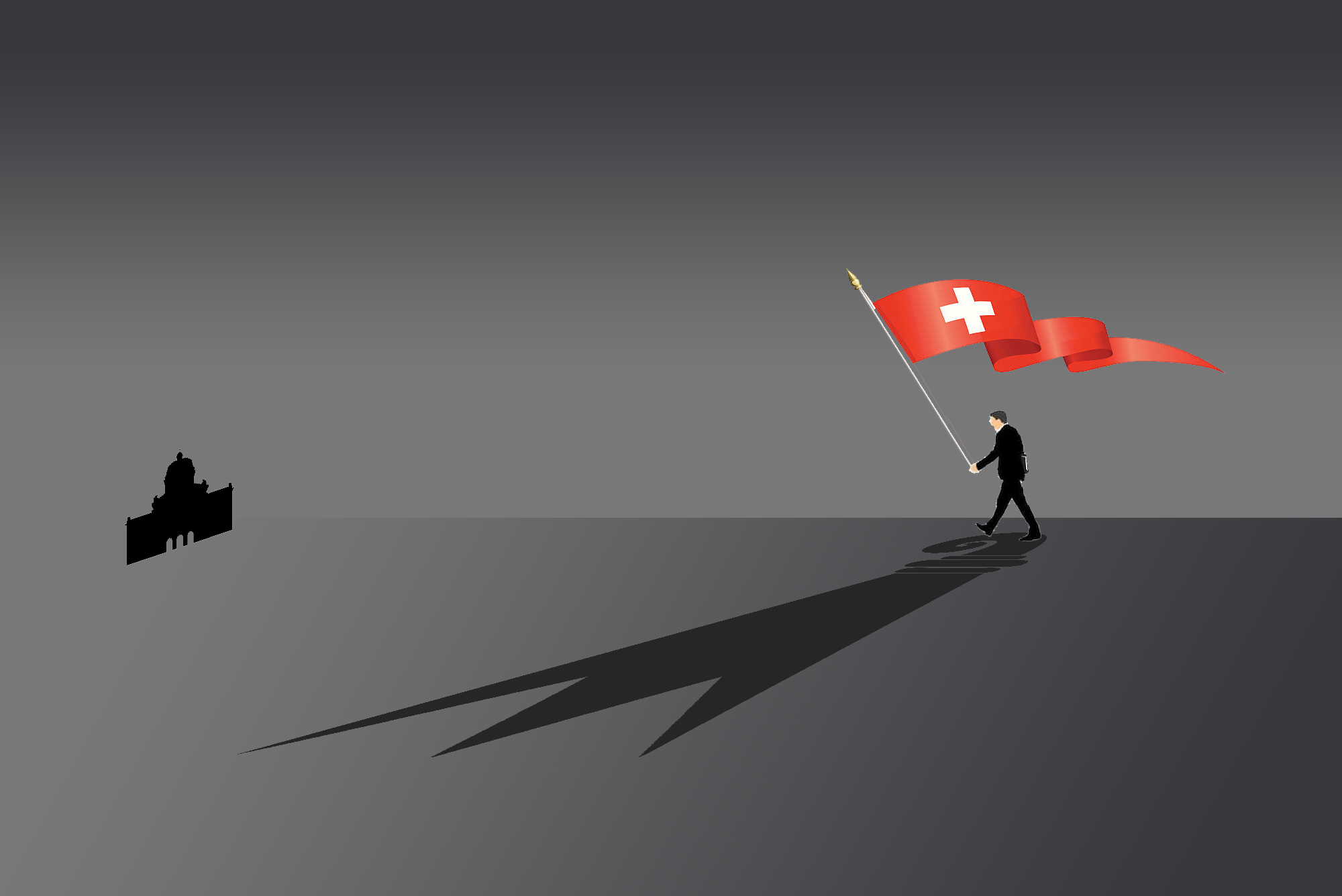 Irgendwo zwischen Basel und Bern: Aus dem Kantonslobbyisten wird neu ein Fachstellenleiter Politikvorbereitung.