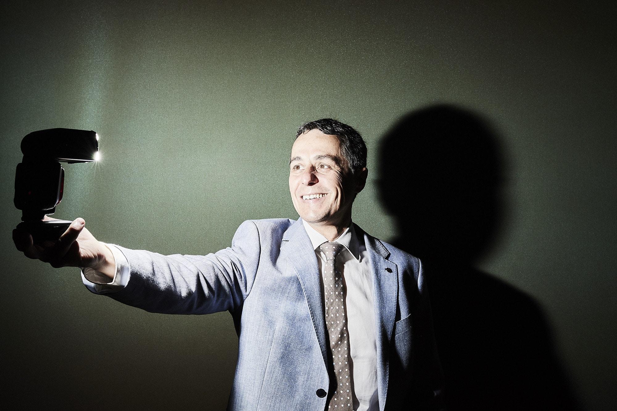 Ignazio Cassis, FDP.