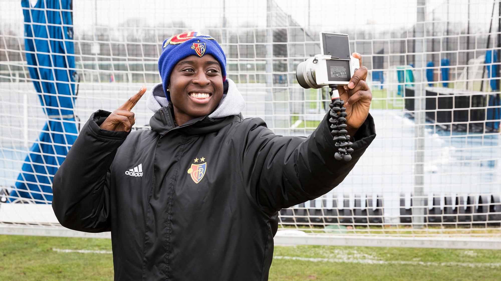 Eunice Beckmann FC Basel
