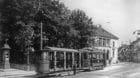 Einsteigen bitte. Seit 1908 fährt das Basler Drämmli bis nach Riehen.
